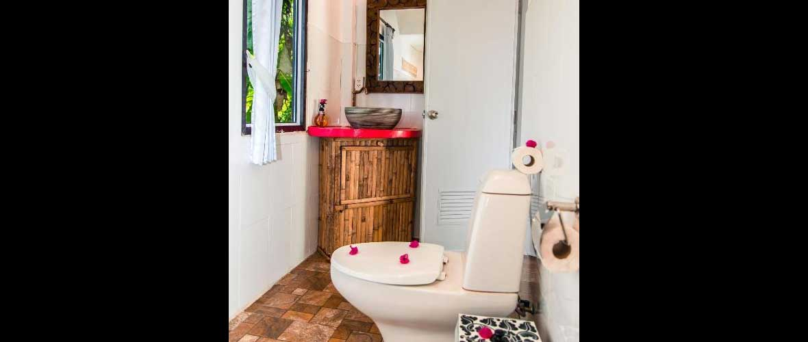 Standard Bungalow - Bathroom